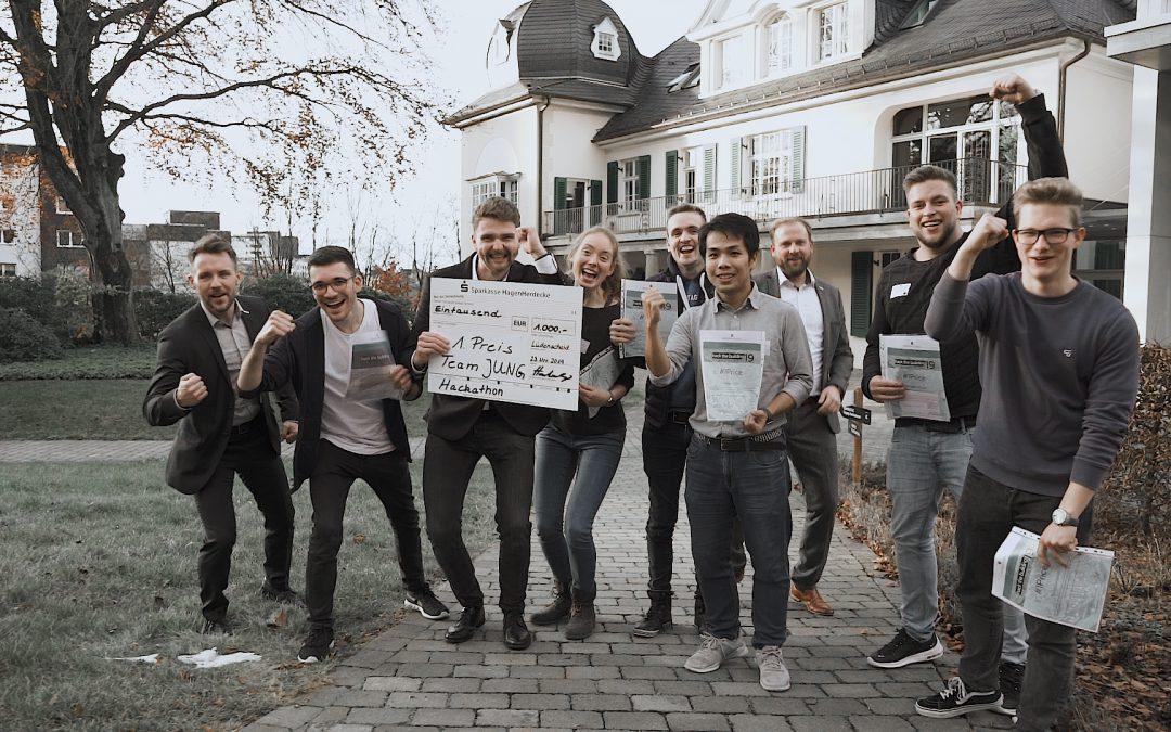 Erster Gebäudetechnik-Hackathon in Südwestfalen ein voller Erfolg